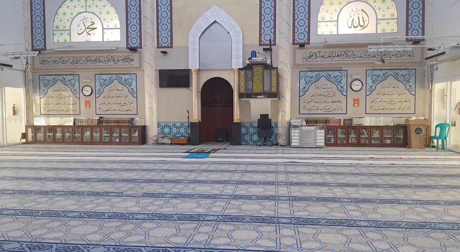 masjid-saidina-hamzah